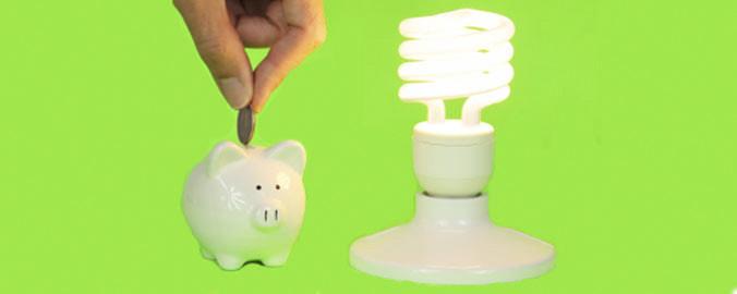 Ahorro luz con persianas
